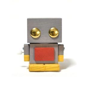 おもちゃのこまーむ ブリ木ロボット(グレー)04|morinokobito