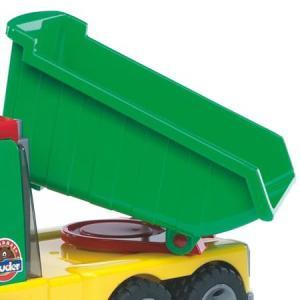 はたらく車 おもちゃ 1/16 ダンプカー BRUDER(ブルーダー) ROADMAX Tip up トラック 20000|morinokobito|03