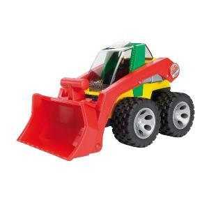 車 おもちゃ はたらく車 BRUDER ブルーダー ROADMAX スキッドステアローダー 20060|morinokobito