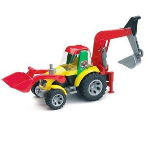 車 おもちゃ 2歳 BRUDER ブルーダー ROADMAX バックホールローダー20105 morinokobito