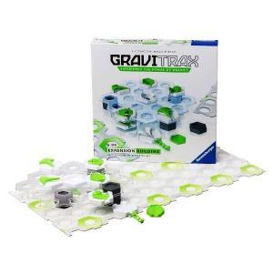 玉ころがし 知育玩具 ラベンズバーガ― GraviTrax グラビトラックス 拡張セット ビルディングセット (29ピース)|morinokobito