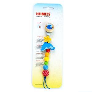 HEIMESS (ハイメス)チェーンクリップ ドルフィン HM9536|morinokobito