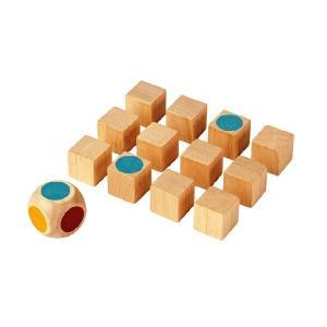 木 おもちゃ Plantoys プラントイ メモリーゲーム ・ミニ缶入り 4128|morinokobito