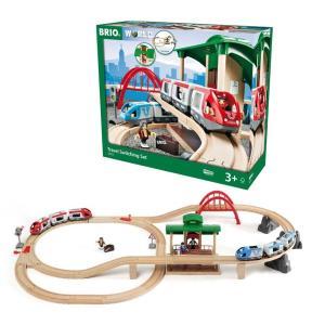 汽車 レール BRIO ブリオ トラベルレールセット 33512