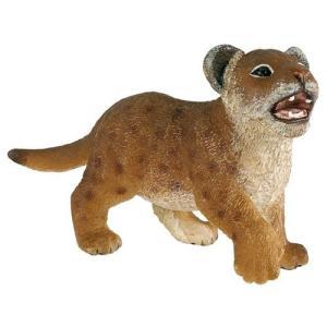 動物フィギュア PAPO WILD ライオンの子ども 50022|morinokobito