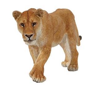 動物フィギュア PAPO WILD  ライオンのお母さん 50028|morinokobito