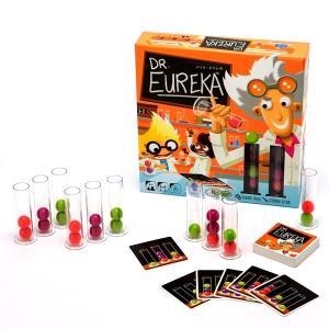 テーブルゲーム ドクターエウレカ 6歳から|morinokobito