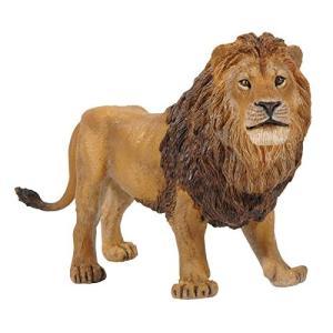 動物フィギュア PAPO WILD ライオン 50040|morinokobito