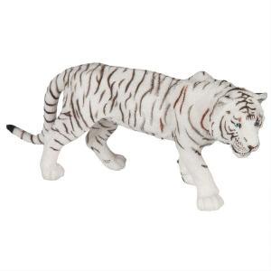 動物フィギュア PAPO WILD ホワイトタイガー 50045|morinokobito