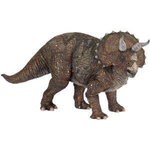 恐竜 フィギュア PAPO パポ DINOSAURS トリケラトプス 55002|morinokobito