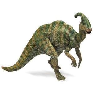 恐竜 フィギュア PAPO パポ DINOSAURS パラサウロロプス 55004|morinokobito