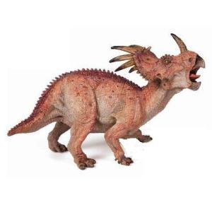 恐竜 フィギュア PAPO パポ DINOSAURS スティラコサウルス 55020|morinokobito