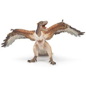 始祖鳥 55034 恐竜フィギュア PAPO morinokobito