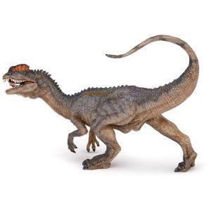 恐竜 フィギュア PAPO パポ DINOSAURS ディロフォサウルス 55035|morinokobito
