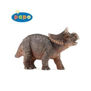 恐竜 フィギュア PAPO パポ DINOSAURS PAPO ヤングトリケラトプス 55036|morinokobito