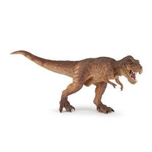 恐竜 フィギュア PAPO パポ DINOSAURS T-レックス(走) 55075|morinokobito