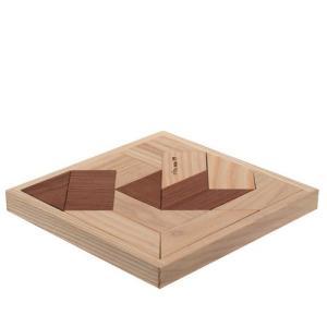 匹見パズル アボロ 日本製木製パズル morinokobito