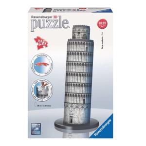 立体パズル ジグソーパズル ラベンズバーガ― 3Dパズル ピサの斜塔(216ピース)12歳から|morinokobito