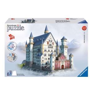 立体パズル ジグソーパズル ラベンズバーガ― 3Dパズル ノイシュヴァンシュタイン城(216ピース)12歳から|morinokobito