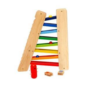 木のおもちゃ ベビー スロープ 知育玩具 アイムトイ 3wayスライダー IM-02097|morinokobito