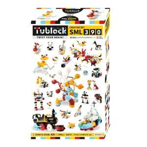 ブロック 知育 Tublock Creator Set チューブロッククリエイターセット SML390 TBE-007|morinokobito