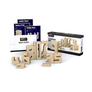 積み木 木のおもちゃ 知育 Sumblox(サムブロックス)スターターセット SBX-001|morinokobito