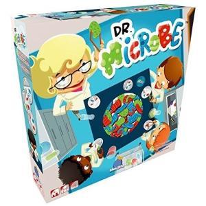 テーブルゲーム ドクターミクロベ 8歳から|morinokobito