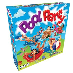 テーブルゲーム Pool Party プールパーティ 6歳から|morinokobito
