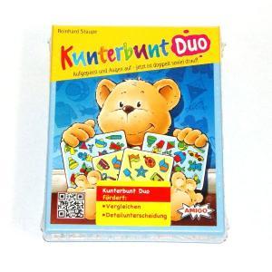 いろがごちゃまぜ Duo(おなじはど〜れ)紙箱入り/カードゲーム|morinokobito