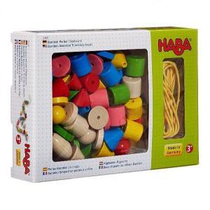 HABA(ハバ)カラービーズ・6シェイプ HA2155|morinokobito