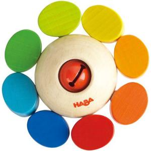 HABA(ハバ)ラトル・カラーフラワー HA3251|morinokobito