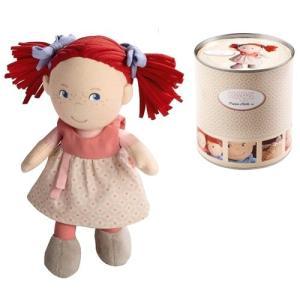 人形 ドール HABA ハバ 缶入りドール・赤毛のミリ HA5737|morinokobito