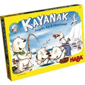 HABA カヤナック HA7146 魚釣り ゲーム 人気の知育玩具 morinokobito