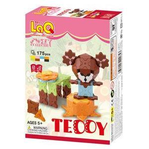 LaQ ラキュー ブロック スイートコレクション テディ 知育玩具 ブロック morinokobito