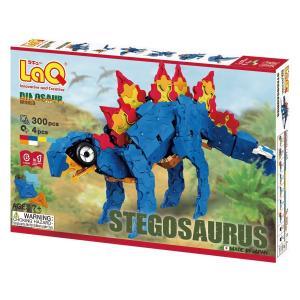 LaQ ラキュー ブロック ダイナソーワールド ステゴサウルス L3140