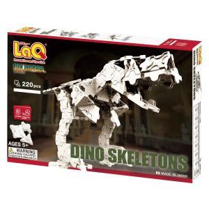 ラキューブロック LaQ ダイナソーワールド 恐竜骨格 L3157|morinokobito