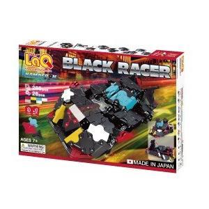 LaQ ラキュー ブロック ハマクロンコンストラクチャー ブラックレーサー L4512  morinokobito