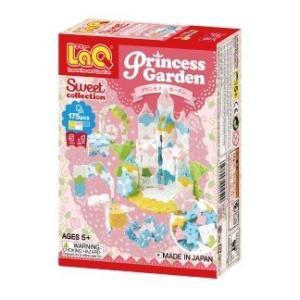 ラキューブロック LaQ スイートコレクション プリンセスガーデン L4529|morinokobito