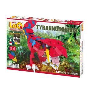 LaQ ラキュー ブロック ダイナソー ティラノサウルス L005359