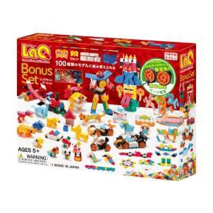 ヨシリツ ラキューブロック 商品名:LaQ ボーナスセット 2019 L006141 対象年齢:5歳...