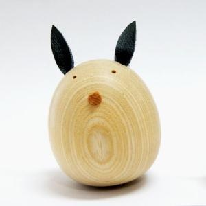 KEM工房 津別木材工芸社 おれは田舎のヒーロー(うさぎ)|morinokobito