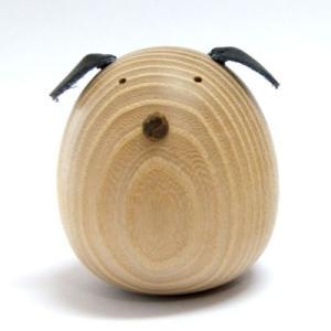 KEM工房 津別木材工芸社 おれは田舎のヒーロー(イヌ)|morinokobito