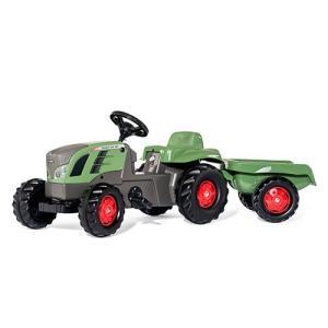 乗用おもちゃ Rolly toys ロリートイズ  Fendt フェントキッズ トレーラー付き 013166|morinokobito