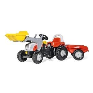 乗用おもちゃ rolly toys ロリートイズ ステアキッズ RT023936|morinokobito