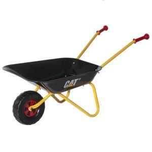 はたらく車 おもちゃ 砂遊び Rolly Toys CAT一輪車|morinokobito