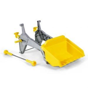 乗用玩具 キッズトラクター rolly toys ロリートイズ キッズローダー RT409310|morinokobito