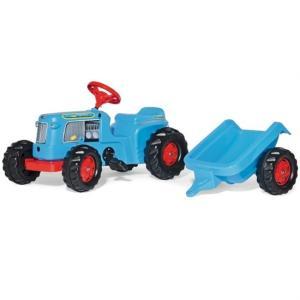 乗用おもちゃ Rolly toys ロリーキディクラシック トレーラー付き 620012|morinokobito