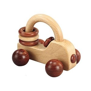 プレイミートイズ PlayMe Toys ロイヤルカー ナチュラル I0604|morinokobito