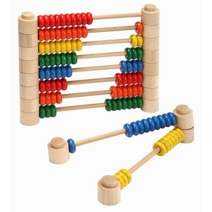 プレイミートイズ PlayMe Toys カウンティングビーズ M0802|morinokobito
