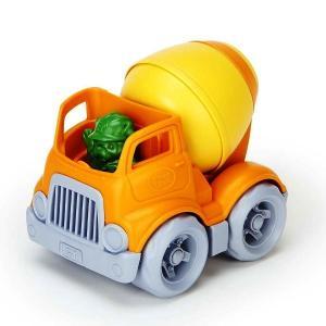 Green Toys(グリーントイズ) ミキサートラック ミニ GRT-CMXA1108|morinokobito